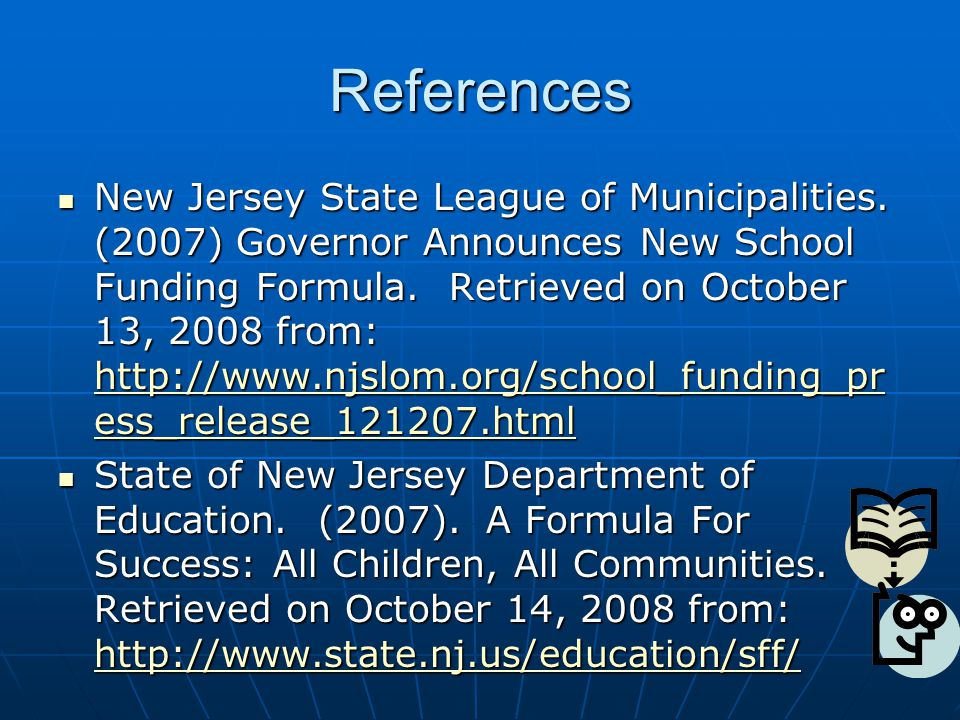 Conclusion The State Department has made intensified efforts that the final school funding proposal is: Adequate and Equitable Adopted expeditiously for implementation for FY2009 To end unpredictable, adhoc funding