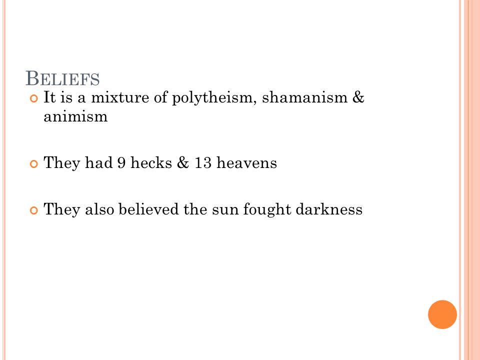A ZTEC RELIGION By: Noah L. & Andrew M.