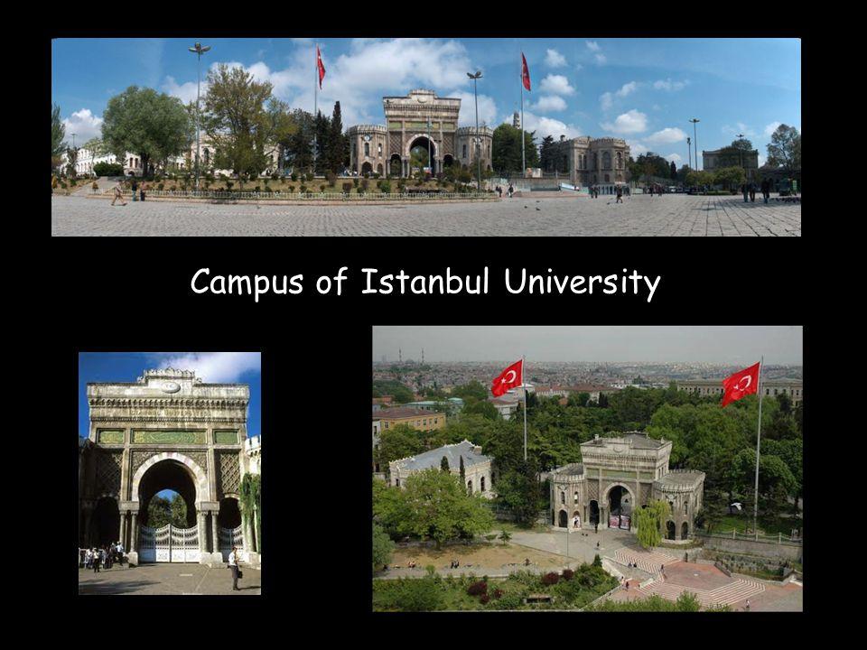 Campus of Istanbul University