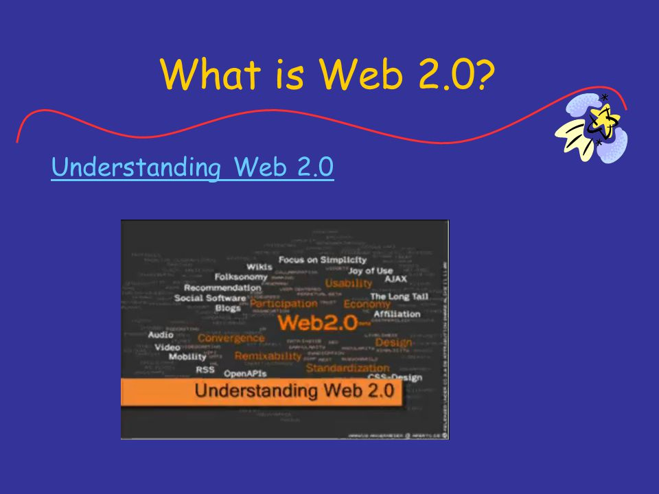 What is Web 2.0 Understanding Web 2.0
