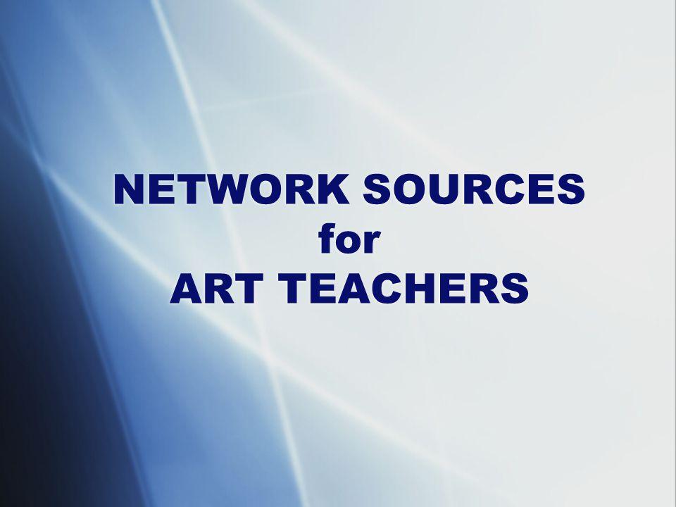Art Education 2.0 Using Technology in Art Classrooms http://arted20.ning.com/ http://arted20.ning.com/ Art Education 2.0 Using Technology in Art Classrooms http://arted20.ning.com/ http://arted20.ning.com/  Global social network area for art educators in Web 2.0 platform.