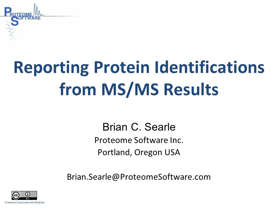 Proteins don't exist in isolation