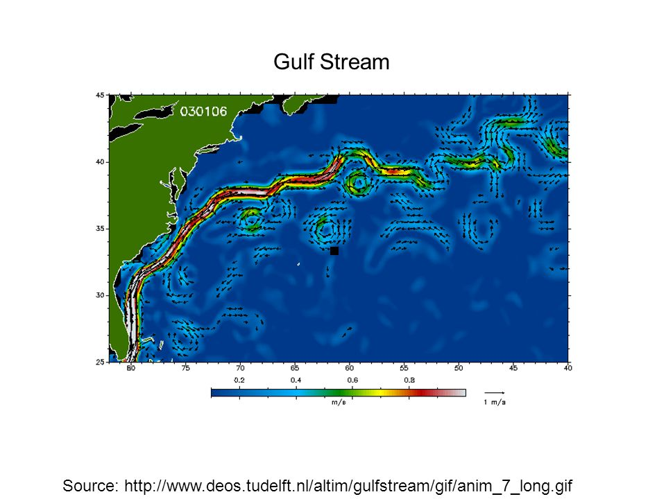 Source:   Gulf Stream