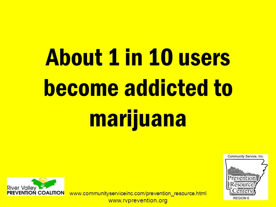 Addiction…yes… www.communityserviceinc.com/prevention_resource.html www.rvprevention.org