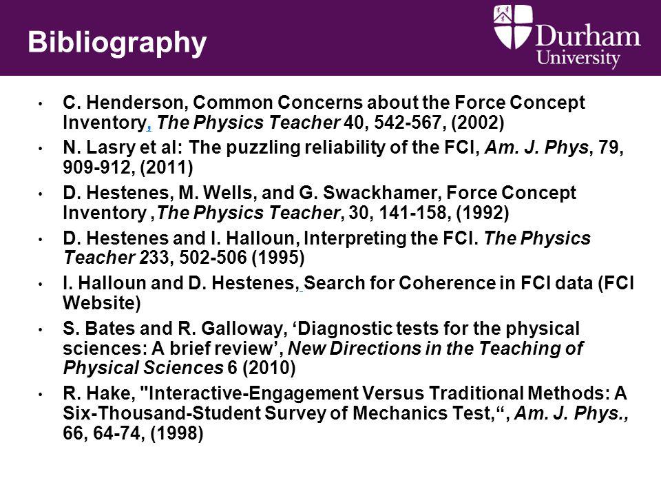 Bibliography C.