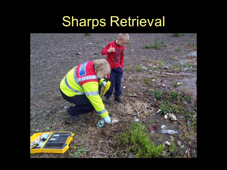 Sharps Retrieval