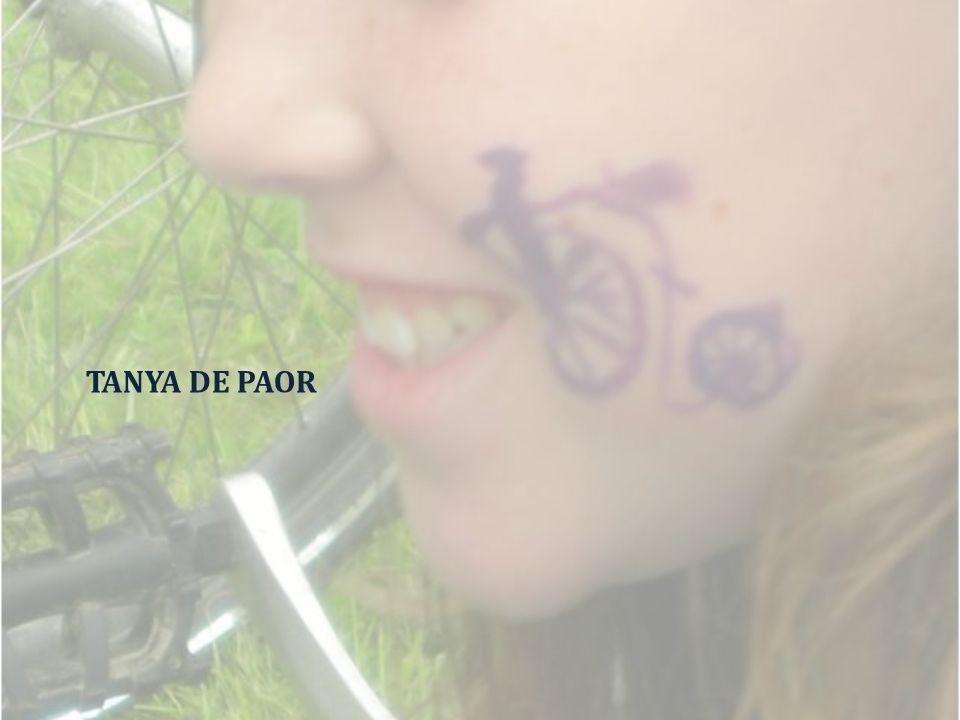 TANYA DE PAOR