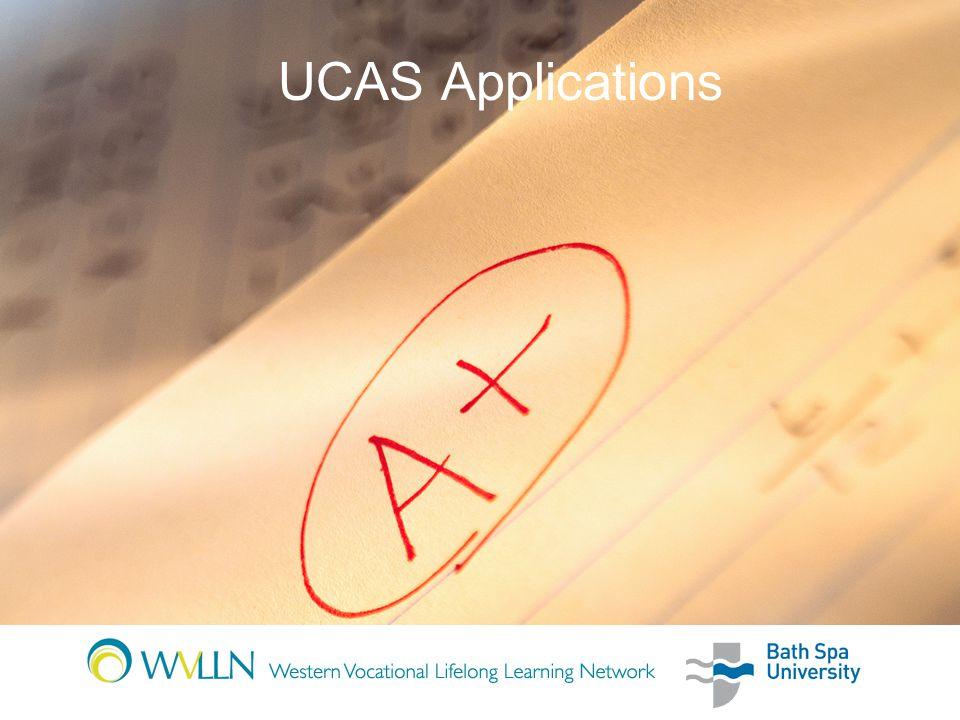 UCAS Applications