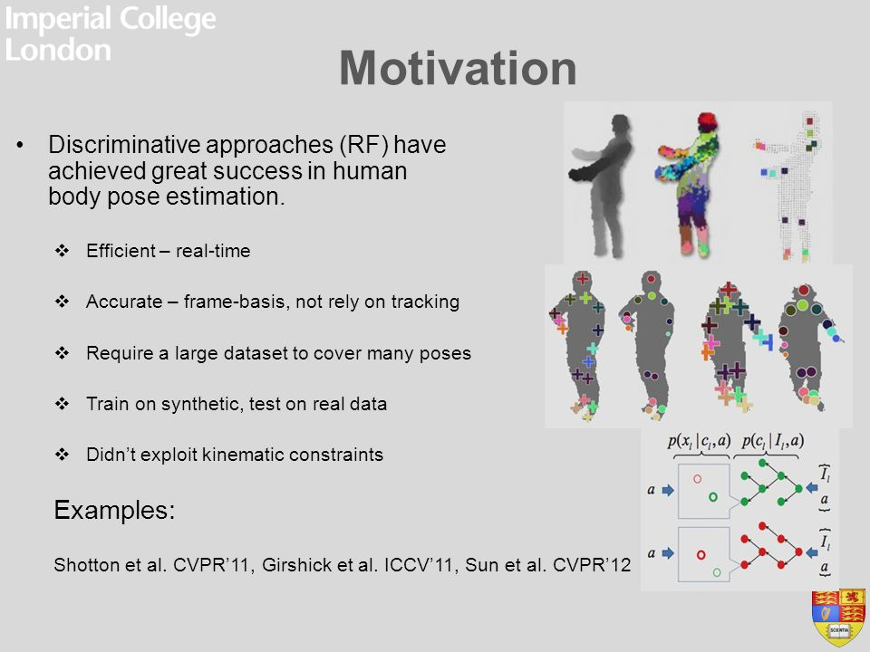 Transductive learning Training data D = {R l, R u, S}: Realistic data R: »Captured from Kinect »A small part of R, R l are labeled manually (unlabeled set R u ) Synthetic data S: »Generated from a articulated hand model, where |S| >> |R| Source space (Synthetic data S ) Target space (Realistic data R)