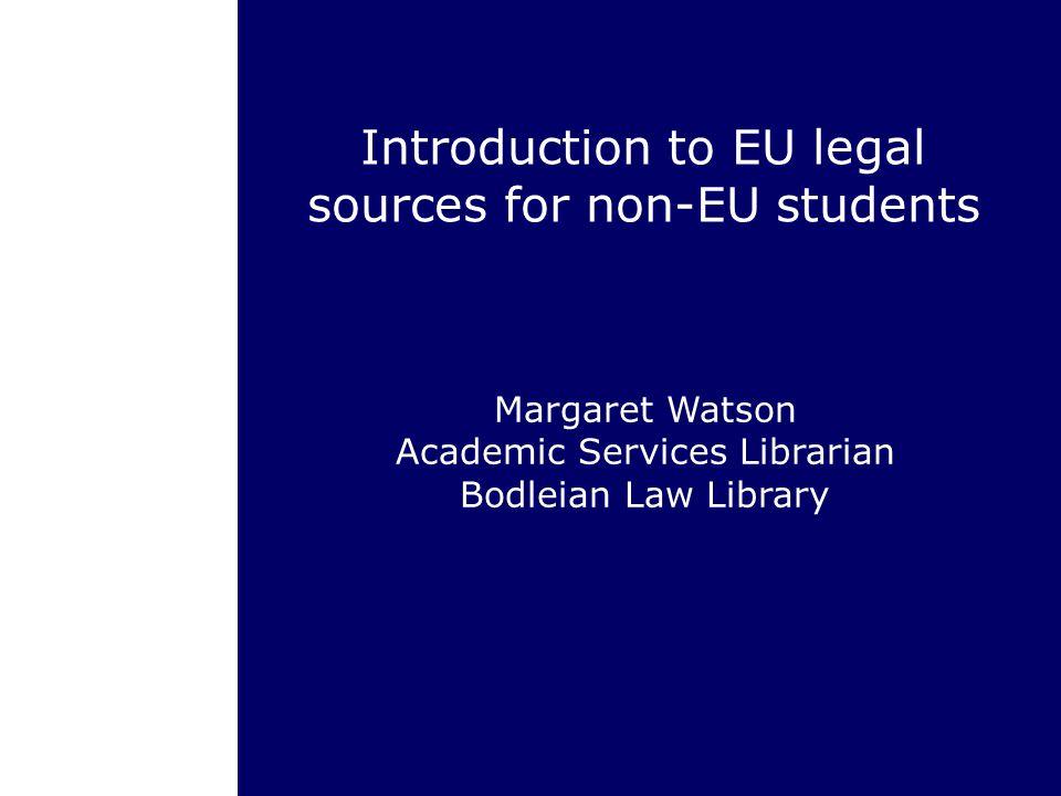 Official Journal on EUR-Lex