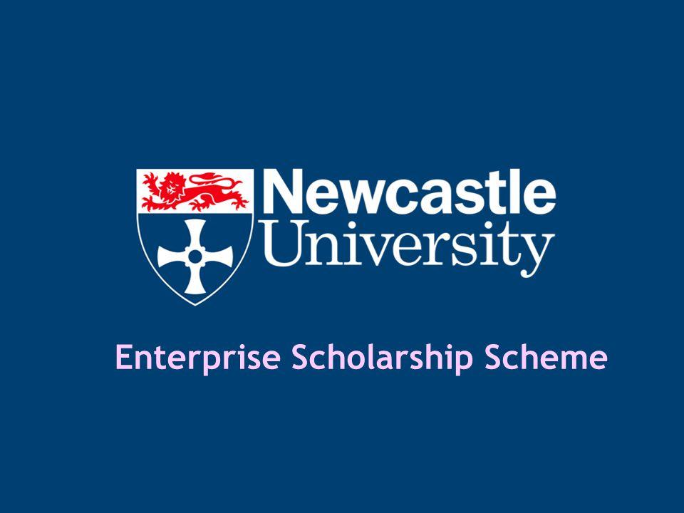 Enterprise Scholarship Scheme