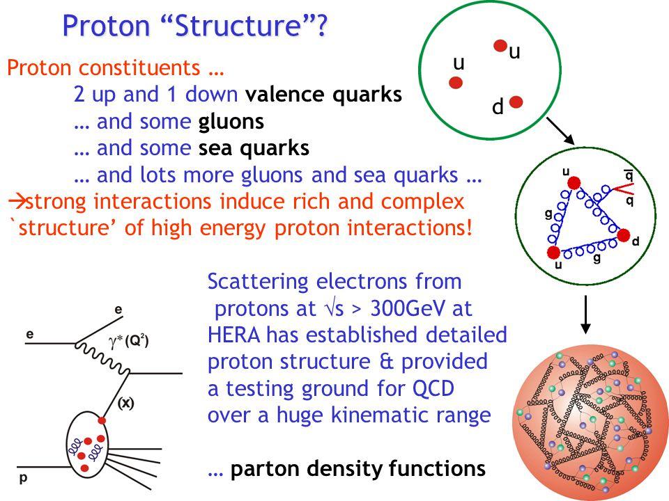 Proton Structure .