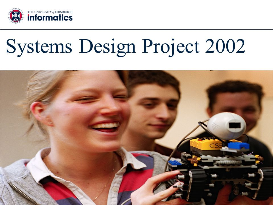 Systems Design Project 2002