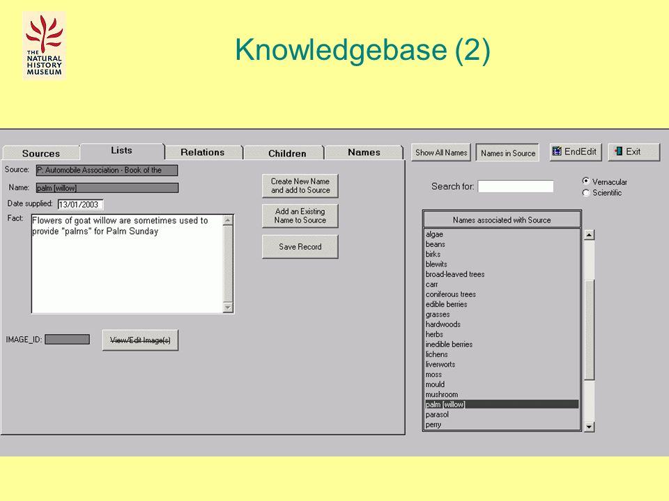 Knowledgebase (2)