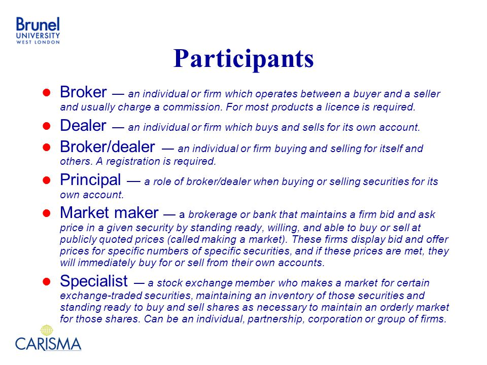 Principal bid A transaction where a broker/dealer provide an investor with guaranteed execution of the trade list at the market prices at a specific point in time.