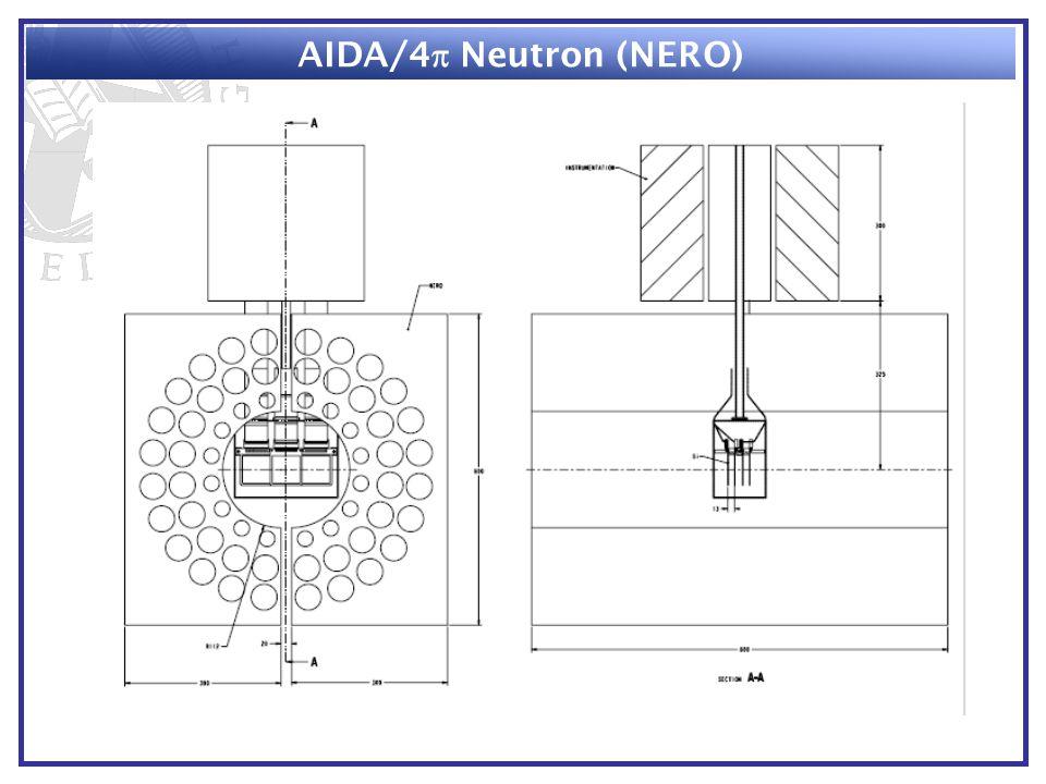 AIDA/4  Neutron (NERO)