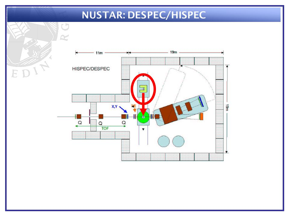 NUSTAR: DESPEC/HISPEC