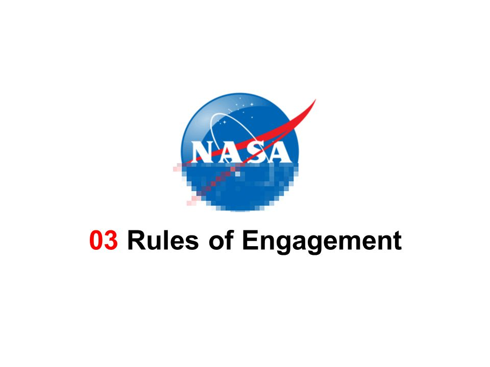 03 Rules of Engagement