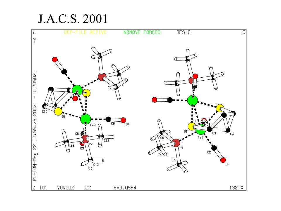 T J.A.C.S. 2001