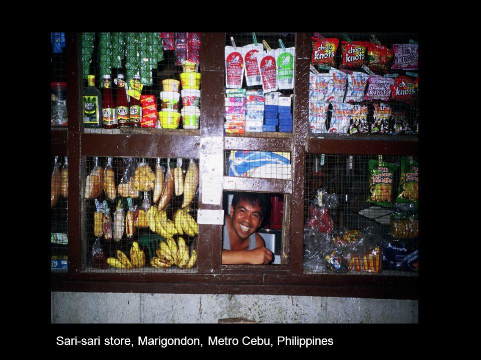 Sari-sari store, Marigondon, Metro Cebu, Philippines