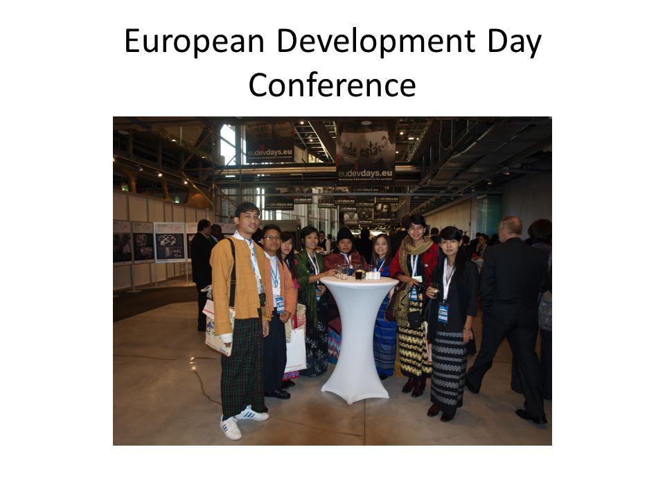 European Development Day Conference
