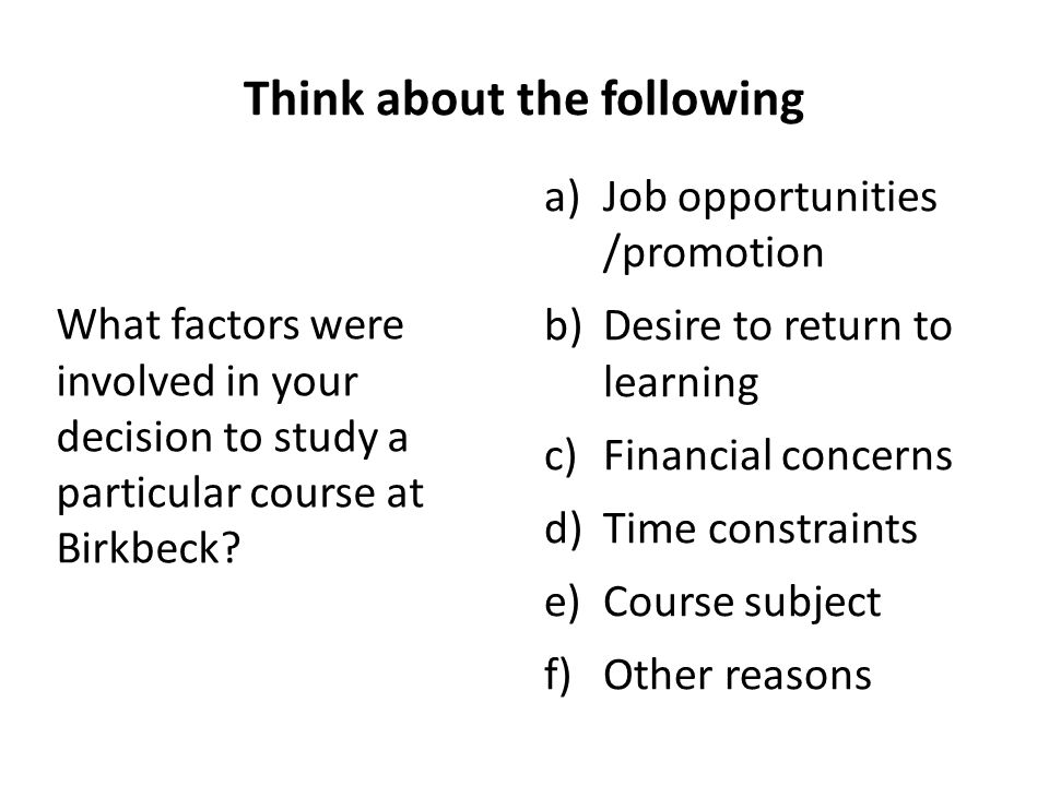 Recap of the session Do you know what is meant by critical thinking at university.