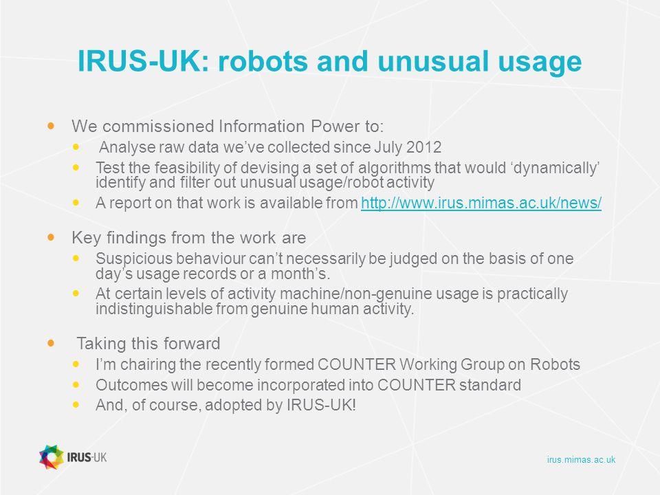 irus.mimas.ac.uk IRUS-UK: Item Statistics (4)