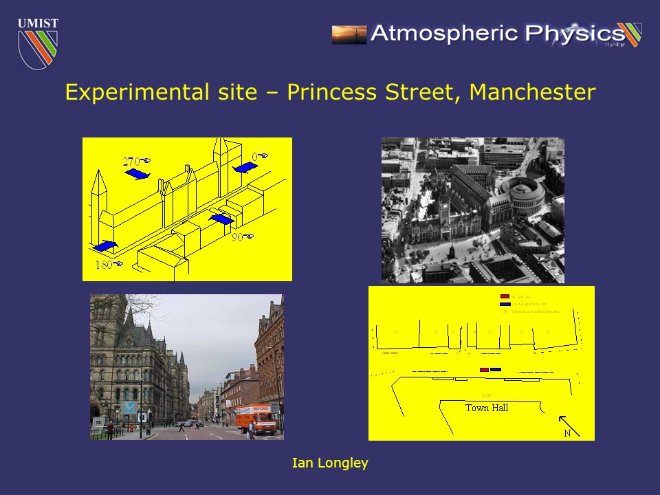 Ian Longley Experimental site – Princess Street, Manchester