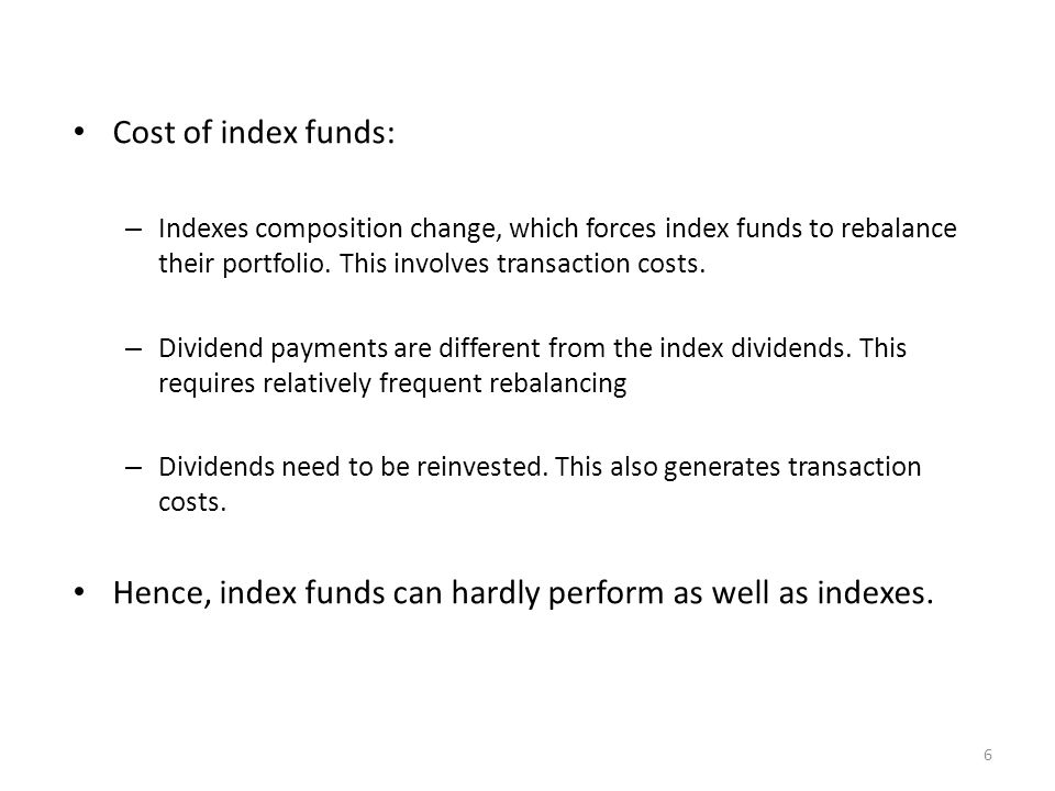 17 Other issue: fund managers are careerist.
