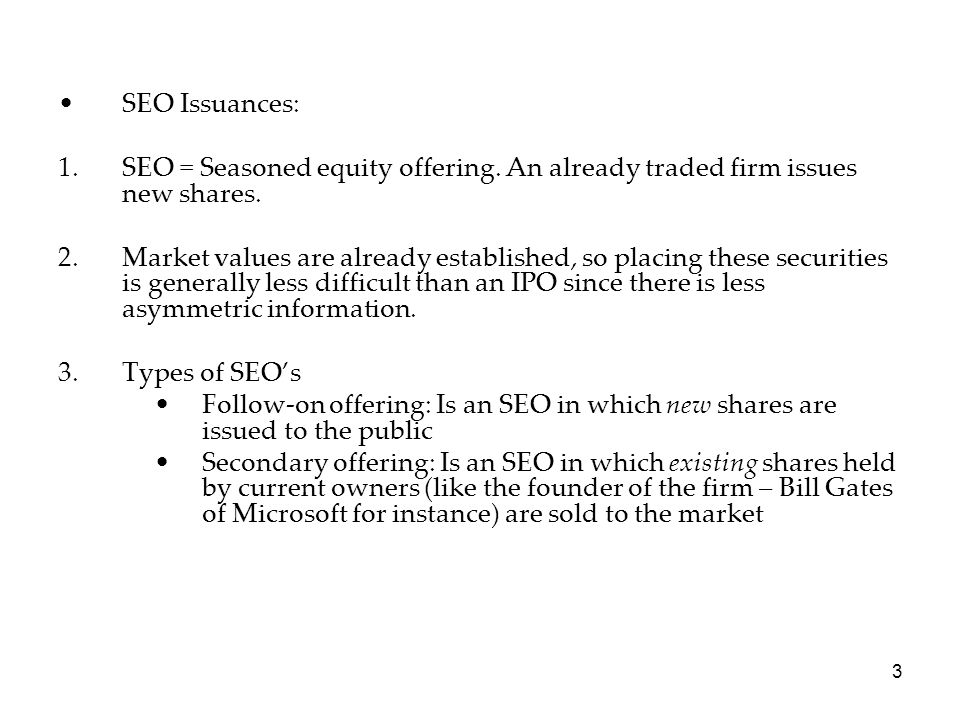 34 Illustrative example: Your firm is considering making a takeover offer for a start-up.