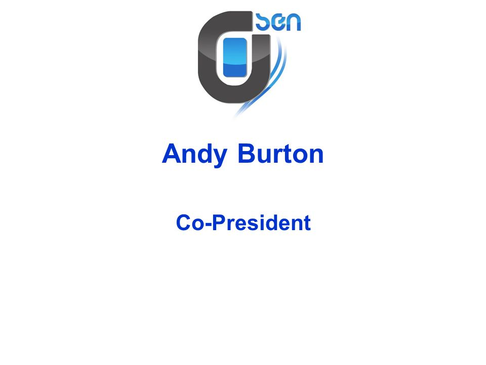 Andy Burton Co-President