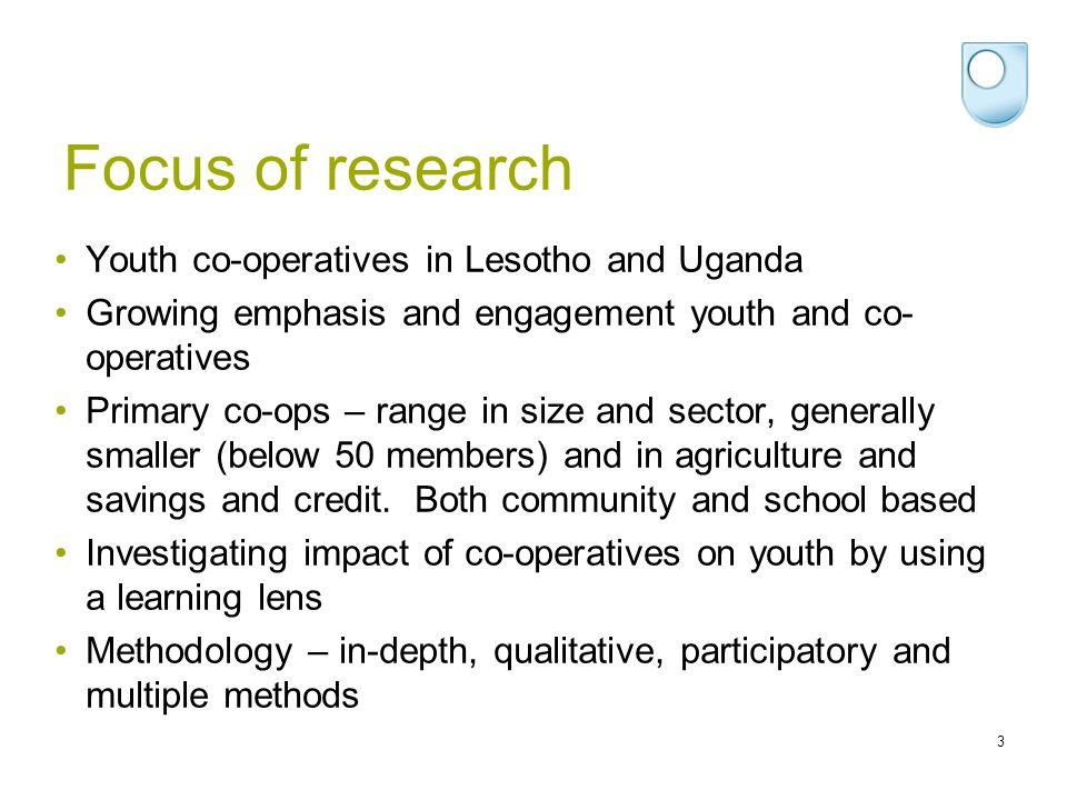 Livelihood options for youth 4