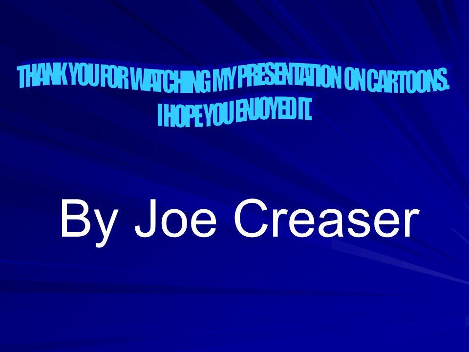 By Joe Creaser