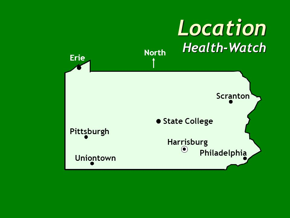 Location Health-Watch