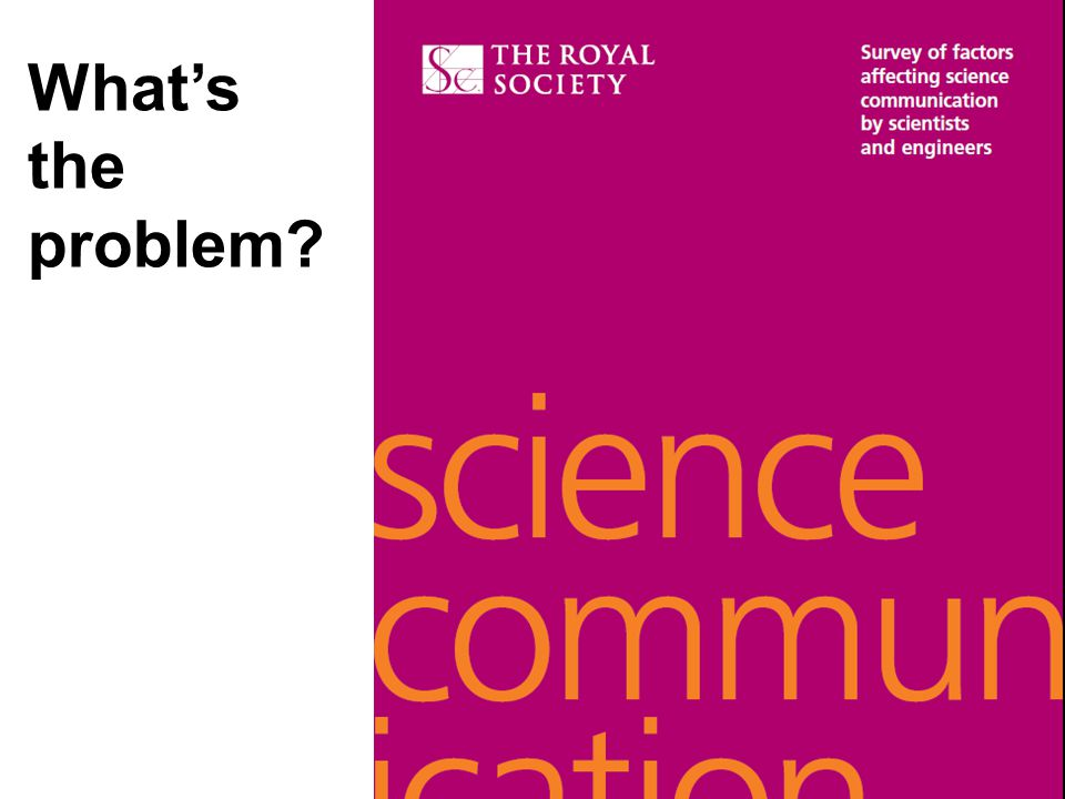 Funded by the UK Funding Councils, Research Councils UK and the Wellcome Trust 2008 Conference: How would public engagement be built into promotions criteria and awards for excellence.