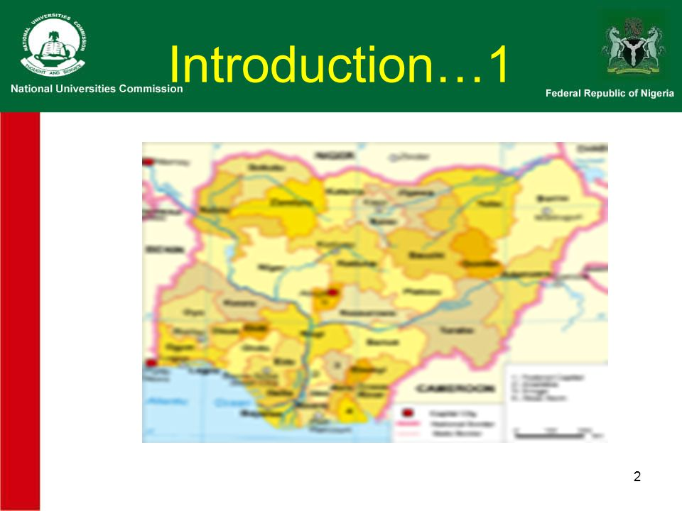 ODL PROJECT…2  Stakeholders' workshop on 26-27 March, 2009: out come :Development of Guidelines for ODL in the Nigerian university system [ Eligibility to offer DL; Delivery guidelines, programme accreditation instrument]  Train the Trainers Initiative : (Dec.