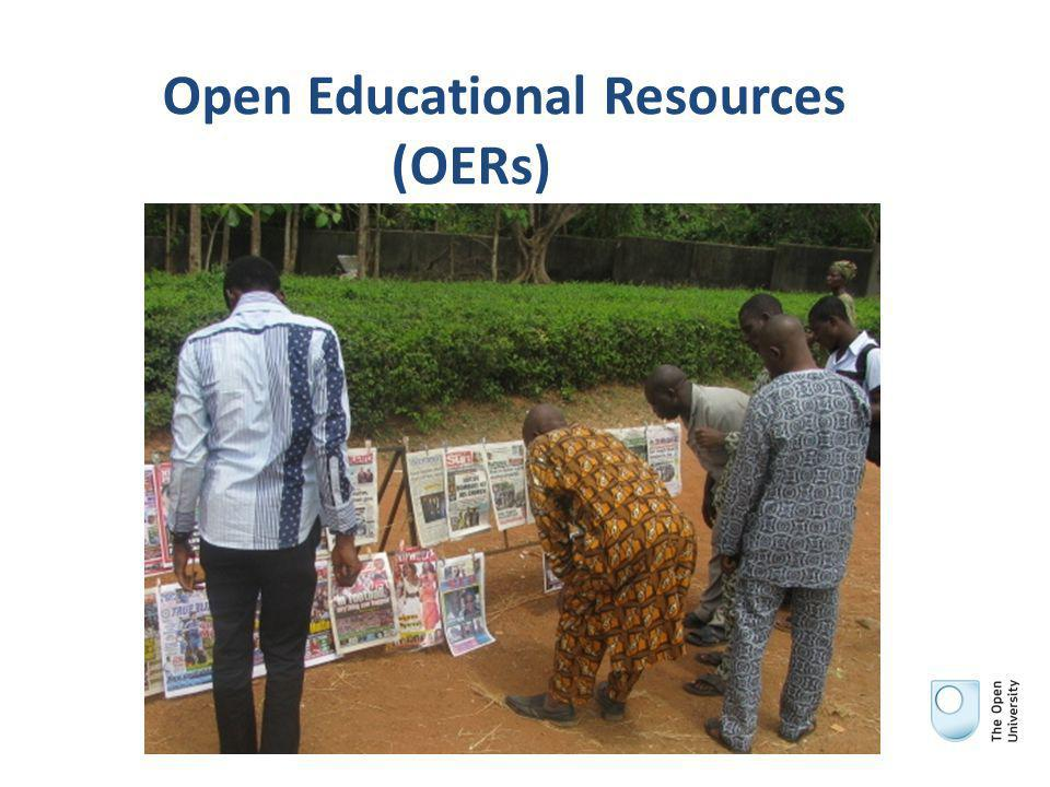 Open Educational Resources (OERs)