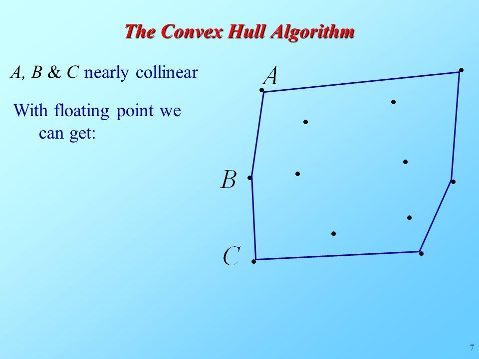 38 Hausdorff computable ⇏ Lebesgue computable Lebesgue computable ⇏ Hausdorff computable Theorem: A regular solid object is computable iff it is Hausdorff computable.