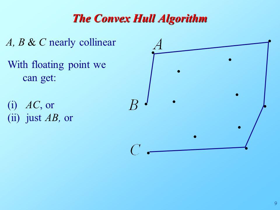 80 Lemma.Con  (I[0,1]  IR) 2 is Scott closed. Theorem.