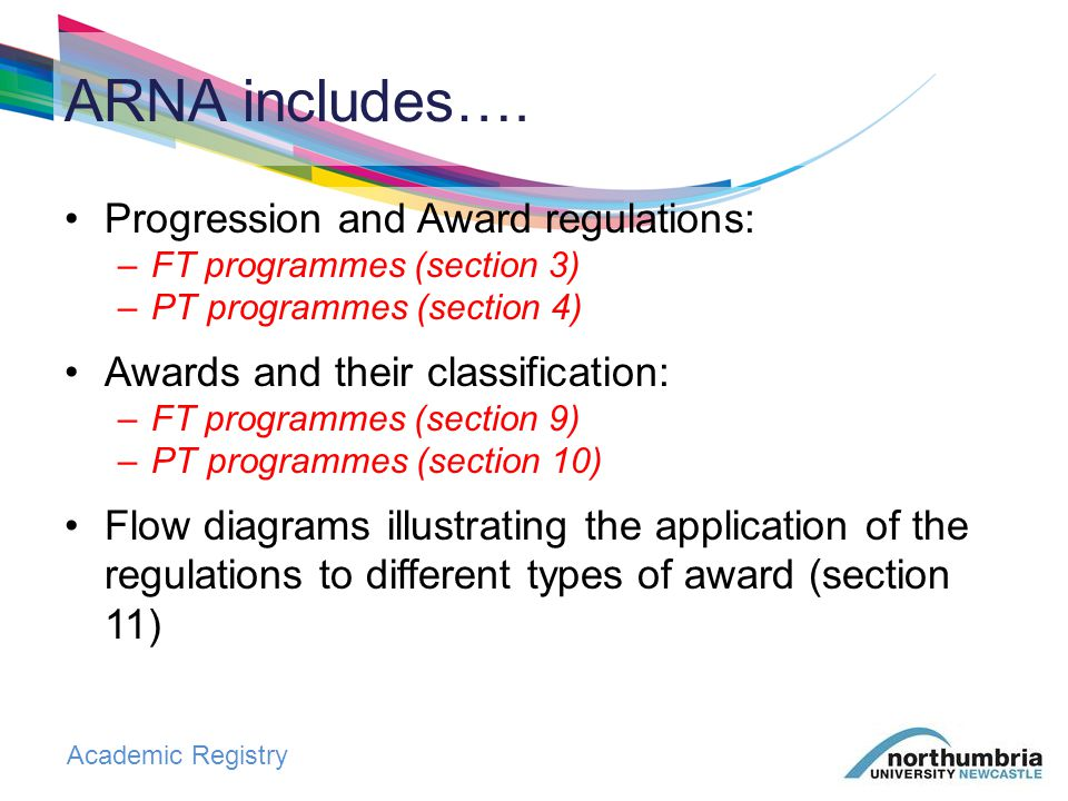 Academic Registry If referral attempt failed, at intermediate stage/s: progression can be suspended to retake failed module/s as if for the first time mark then gained counts in full (with possibility of a further referral) If referral attempt failed, at award stage: student has failed but may be eligible for lower level award (pass degree from UG hons degree) if current learning permits Failure on PT programmes