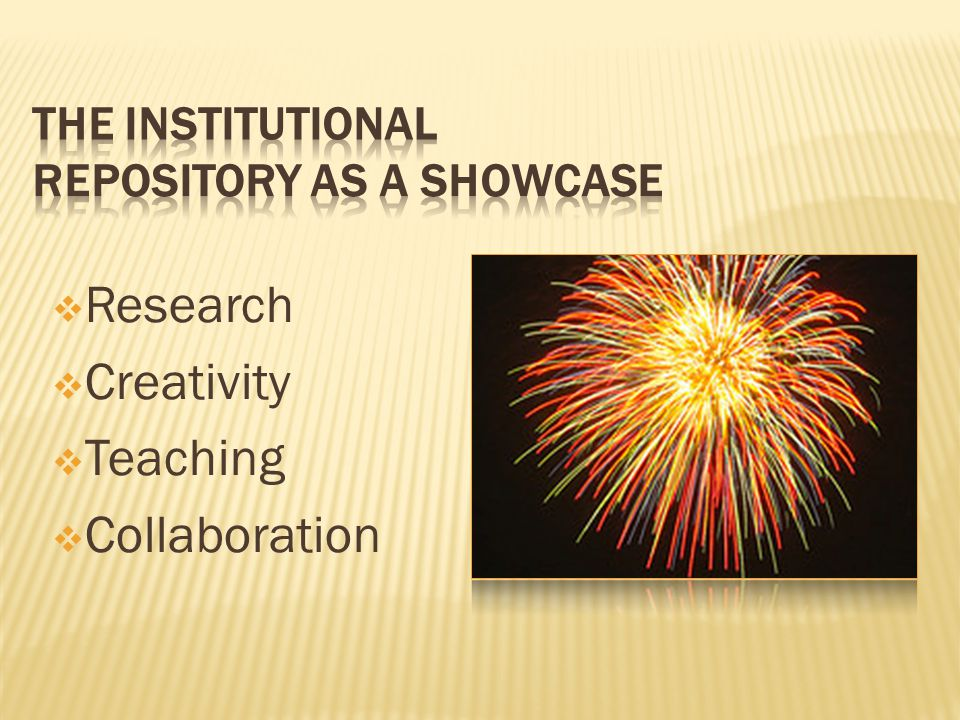  Research  Creativity  Teaching  Collaboration