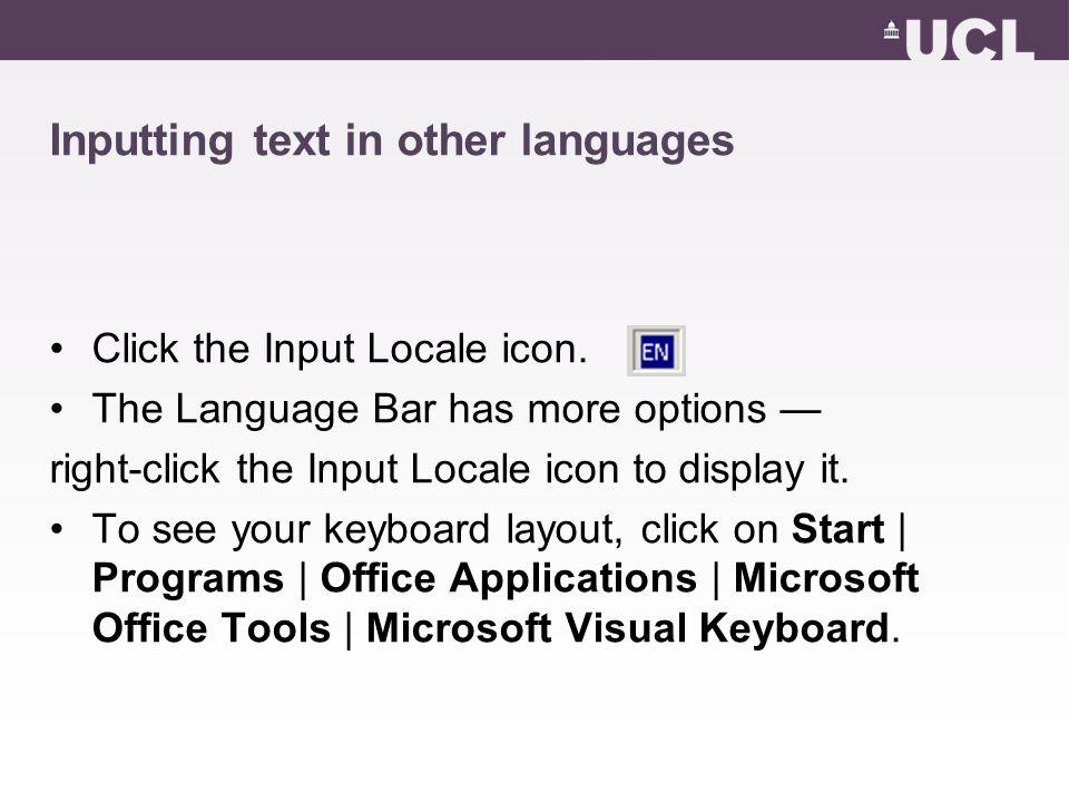 Farsi Microsoft Visual Keyboard