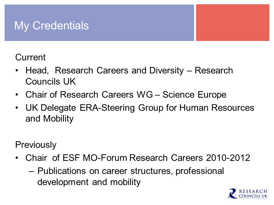 1) INNOVATIVE DOCTORAL TRAINING The close up guide 2) Professional Development of Researchers