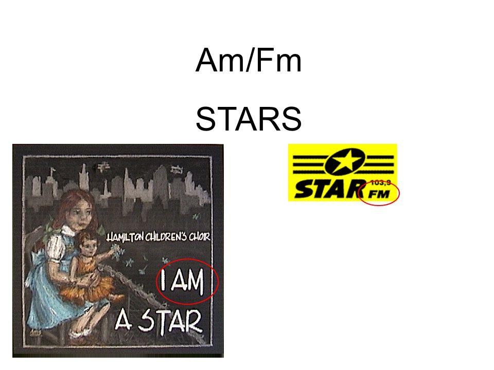 Am/Fm STARS