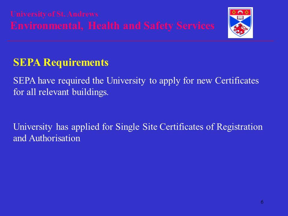 University of St.
