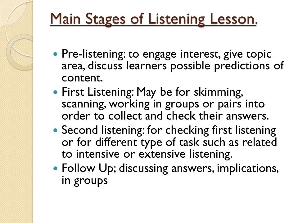 REFERENCES 1 Lynch, T.2009. Teaching Second Language Listening.