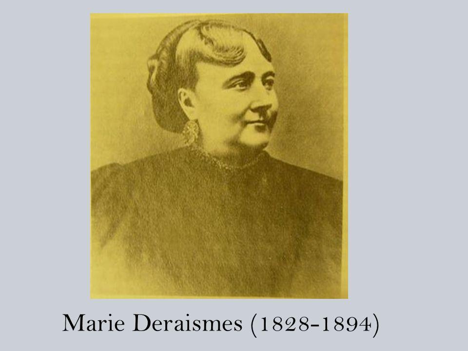 Marie Deraismes (1828-1894)