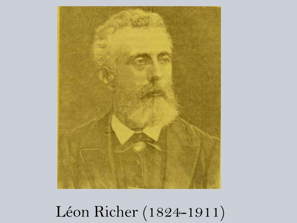 Léon Richer (1824-1911)