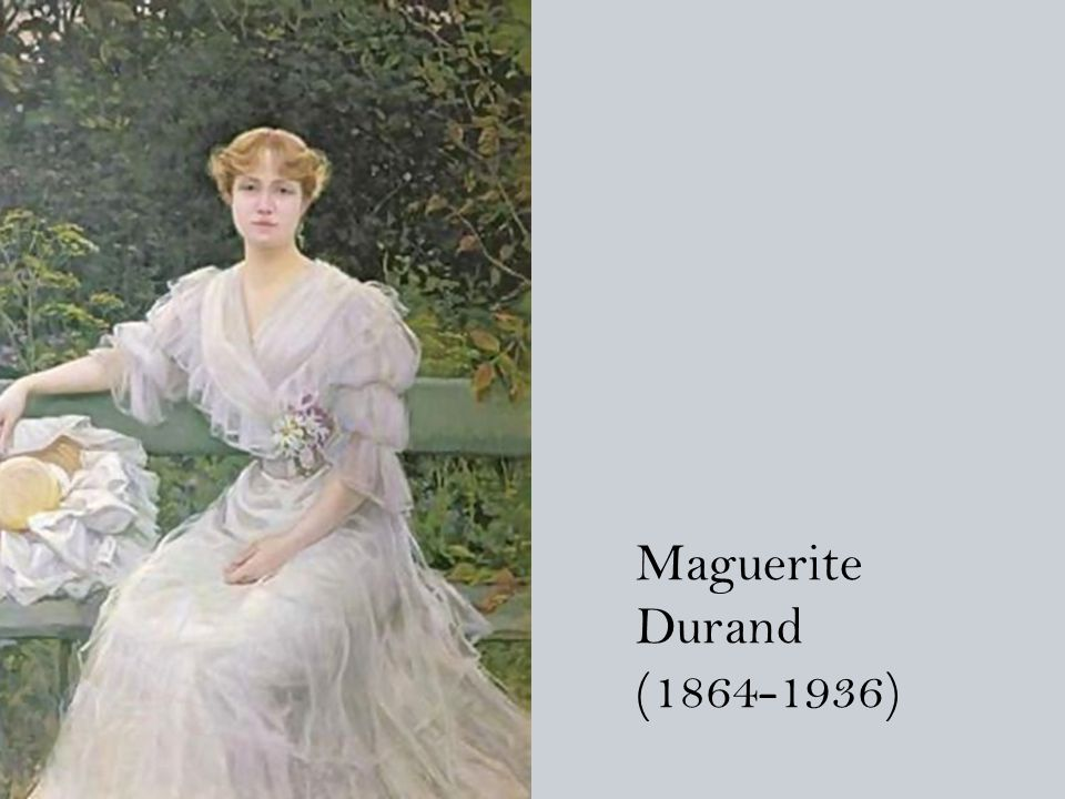 Maguerite Durand (1864-1936)