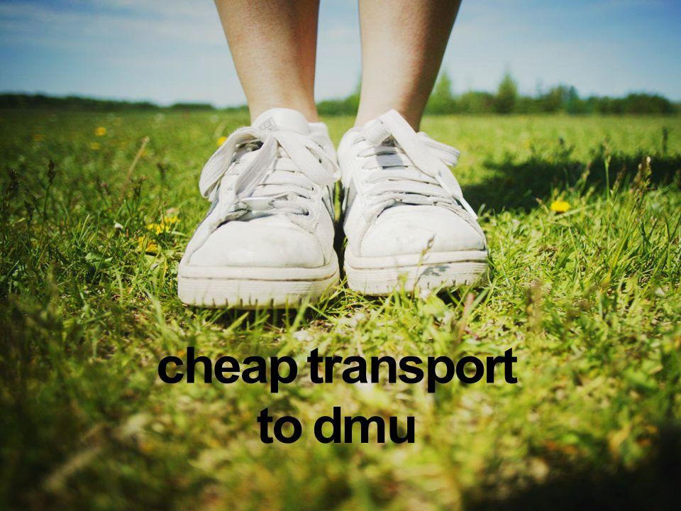 w: dmu.ac.uk/transport